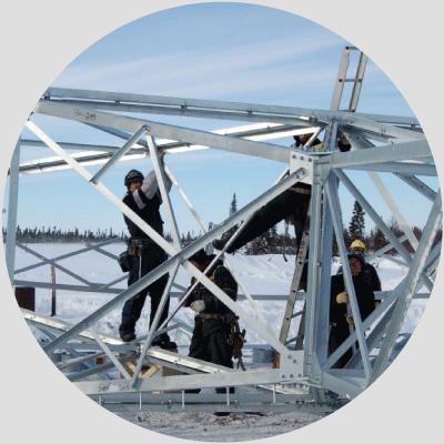 Waska expertise Infrastructures